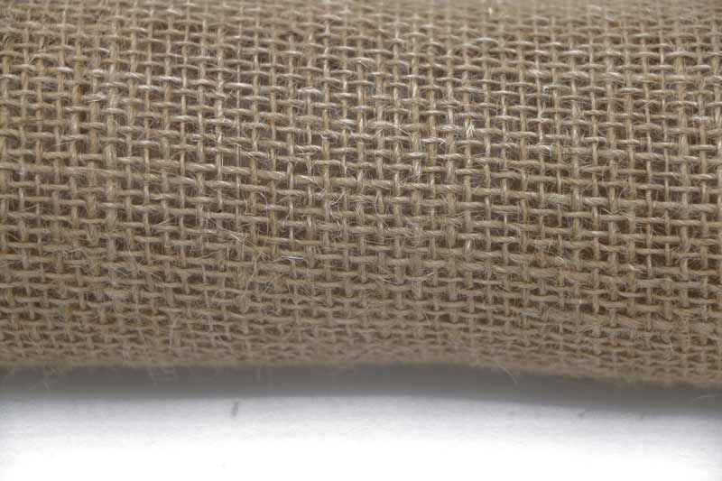 Jute Fabric by The Yard